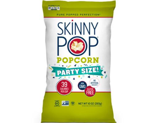 Skinny Pop Popcorn - Party Size • 10 oz