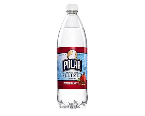 Polar Seltzer Pomegranate • 33.8 oz