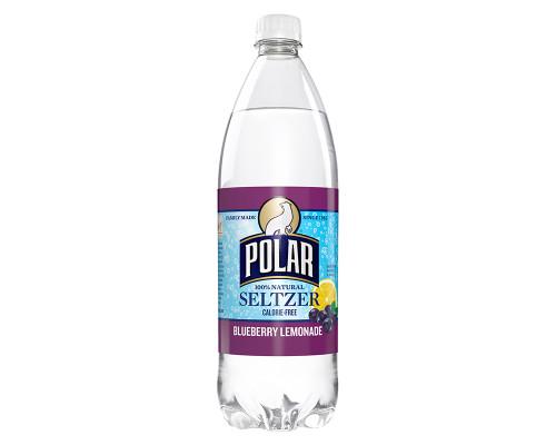 Polar Seltzer Blueberry Lemonade • 33.8 oz