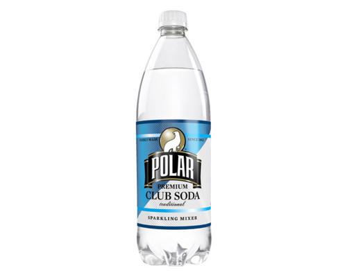 Polar Club Soda • 33.8 oz