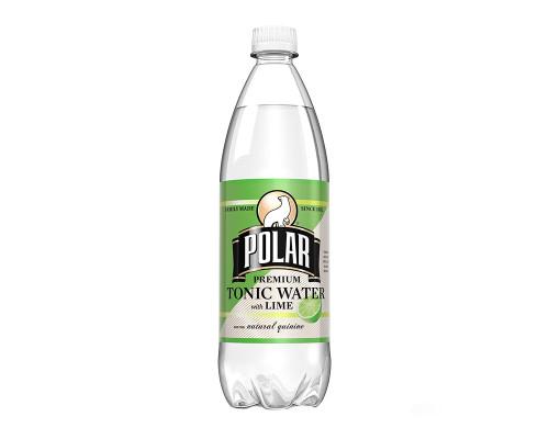 Polar Tonic Water Lime • 33.8 oz
