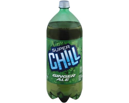Super Chill Ginger Ale • 2 Ltr