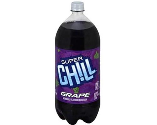Super Chill Grape • 2 Ltr