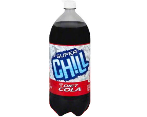 Super Chill Diet Cola • 2 Ltr