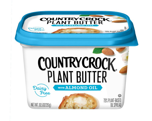 Country Crock Plant Butter with Almond Oil • 10.5 oz