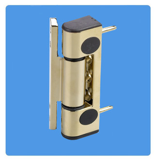Gold Challenger Butt Hinges for UPVC Doors