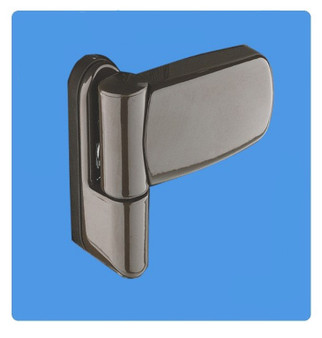 Brown Mini Triad Door Hinge