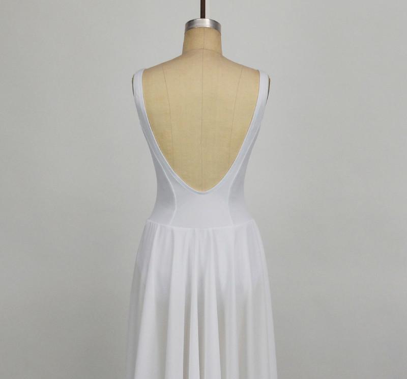 Conservatory C200 Ballet Dress Low Back