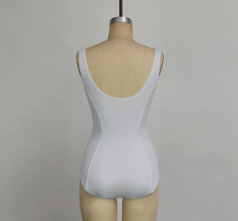 Conservatory C100 Leotard Back