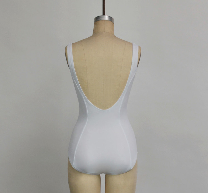 Conservatory C100 Leotard Low Back