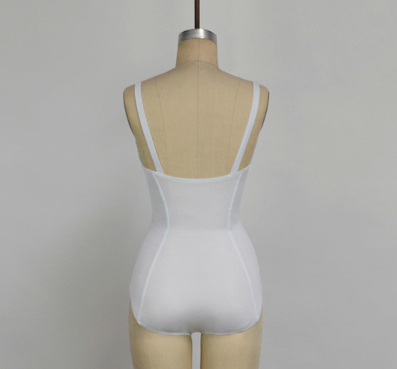 Conservatory C103 Leotard Back
