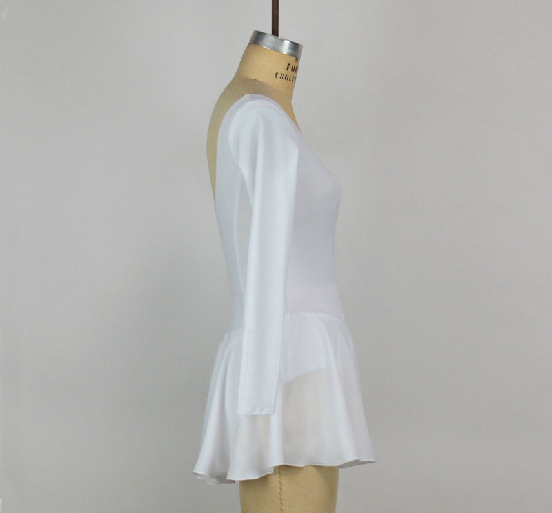 C210 Ballet Dress Side