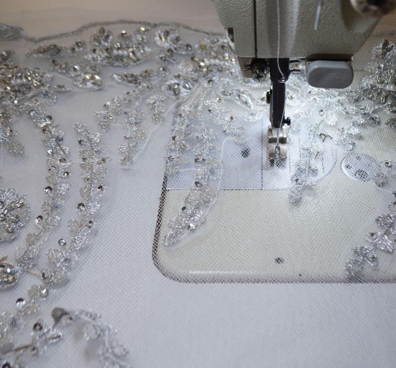 Tutu Top Plate Sewing Decor