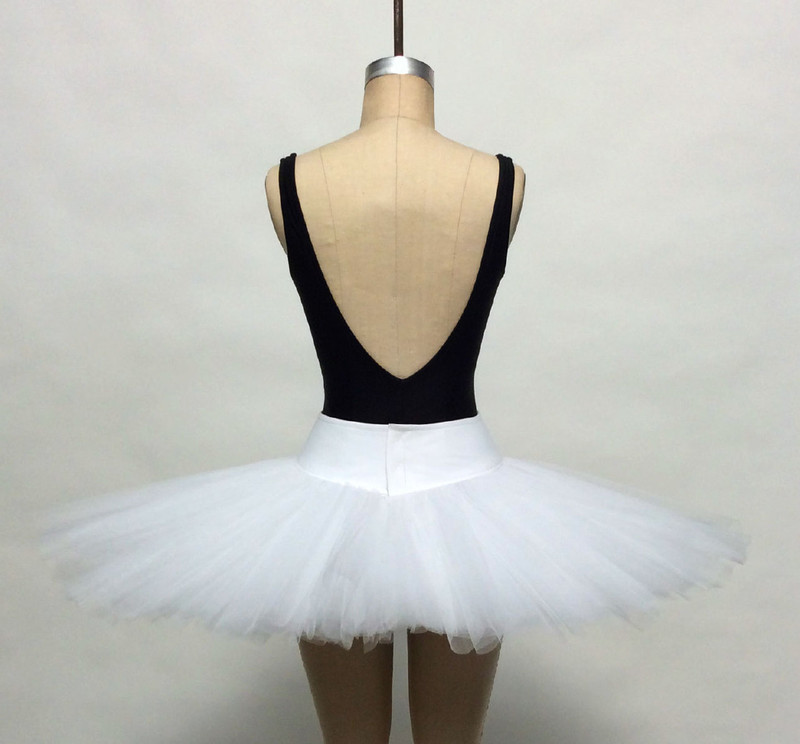 Conservatory C700 classical tutu back view