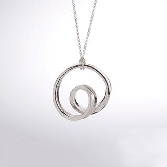 Large Entwine Necklace