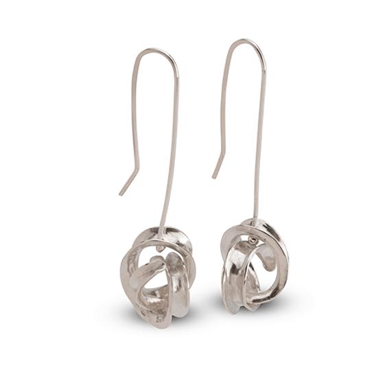 Mini Entwine Earrings