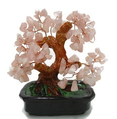 Rose Quartz  Tree.