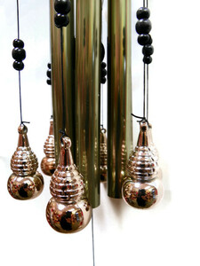 feng shui wind chime for health