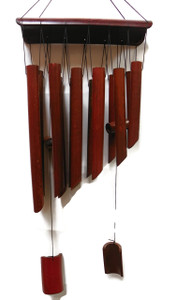 Beautiful Sound of Bamboo -12 tubes chime
