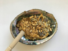 Protective Mantle  Smudging Herbs