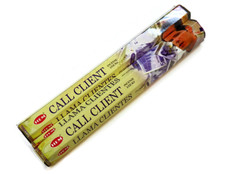 Hem Call Clients Incense 8 Sticks. Rolled in India
