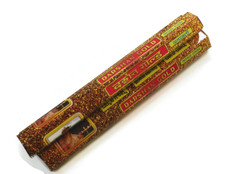 Darshan Gold Incense 20 Sticks. Rolled in India