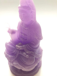 Kuan Yin cleanses the home of negative influences