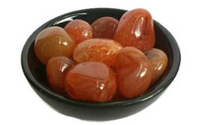 Carnelian is another crystal to enhance concentration