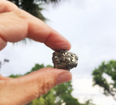 Programming your Pyrite for Good Luck