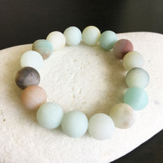 Amazonite Calming energy bracelet