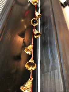 8 Bells in Red String