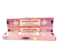 Positive Vibes  Incense 3 PACK