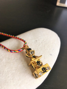 5 Element Pagoda Pendant against Illness & Misfortune