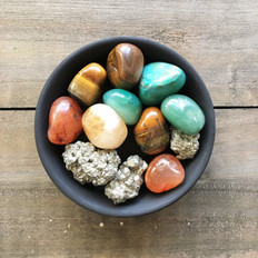 Business Stones for a productive work