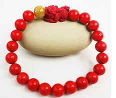 Red Pi Yao Bracelet Wealth amulet FREE SHIPPING