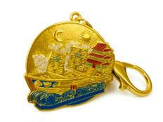 Business Luck and Wealth Attraction Amulet.
