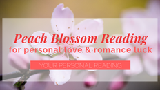 peach blossom reading unique feng shui