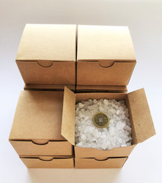 Salt Cleansing Cure - 10 BOXES