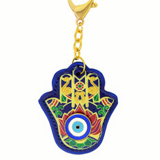 Hamsa Hand Anti-Gossip Amulet