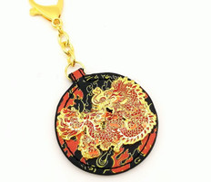 Red Dragon Anti Conflict Amulet