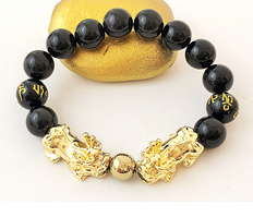 Wealth Luck in Business & Investment- Royal Twin Pixiu -FREE SHIPPING