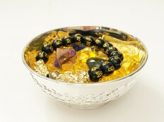 Jewelry Rest Bowl for Wealth Bracelets