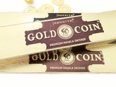 GOLD COIN Premium Incense 3 boxes