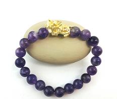 Energy Bracelet: Amethyst to relieve Stress