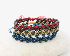 Hematite has a Strong Grounding Energy, Helps in Focus and Concentration