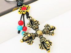 Double Dorje Charm Protection against Harmful Energies & accidentes