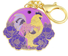 Feng Shui Enhancing Relationships Amulet Keychain