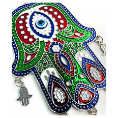 The Hamsa  Hand Protect against Jealousy and  Troublemakers.