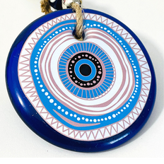 Evil Eye Charm Home & Business Protection