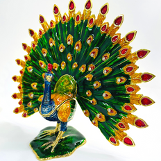 Bejewel Peacock to achieve Fame and Success